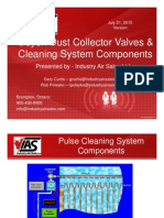 Goyen Dust Collector Valves & Cleaning System Components