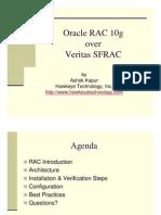 Oracle RAC Kapur