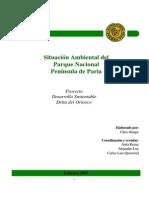 Situación Ambiental Del Parque Nacional Península de Paria (1)