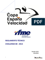 2013 Tecnico Challenge 80