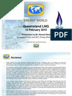 Queensland LNG Presentation