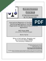International Regulation of the Environment TEZA DOCTORAT.pdf