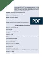 Dicionário de Sintomas e Patologias Florais