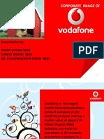 Vodafone Corporate Image