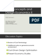 Cost Concepts and Design Econ 2