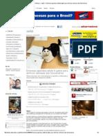 Alternativa Online _ Notícias _ Japão _ Empresa Japonesa Adota 9 Gatos Para Diminuir Estresse Dos Funcionários