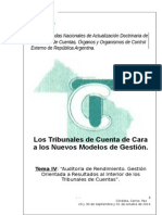 Los Tribunales de Cuentas de Caras...-Baldo-Chaine-Chaco