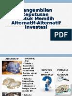 06 Pemilihan Alternatif Ekonomi (Steps, Metode PV,FV,AE) #5-6