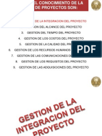 2.Gestion de La Integracion