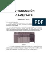 Introduccion a Los Controladores Lógicos Programables
