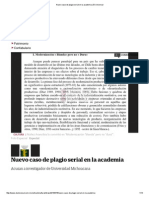 Nuevo Caso de Plagio Serial en La Academia _ El Universal