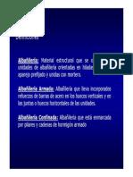 Albañilerias
