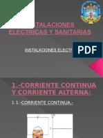 Instalaciones Electricas y Sanitarias 1
