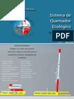 Sistema Quemador Ecologico