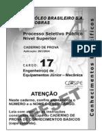 2 - Prova - PETROBRAS - 28.03.2004