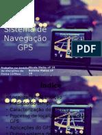Sistema de Navegação GPS