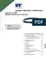 Manual Instrucciones Aro Giratorio JOST
