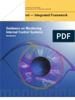 COSO Guidance on Monitoring Intro