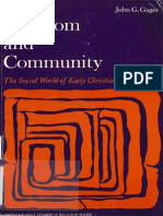 Kingdom and Community_ the Social World of Early Christianity (Prentice-Hall Studies in Religion Series)-Prentice-Hall (1975)