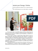 06-05-2014 Comunicado Más Crecimiento Para Durango Esteban