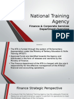 National Training Agency Finance PPP.pptx