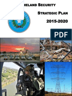 TEXAS HOMELAND SECURITY STRATEGIC PLAN 2015-2020