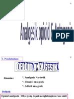 Opioid Analgesik UMS