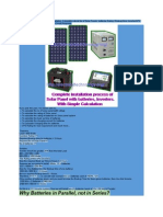 Solar Calculation