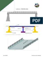 Puente Losa SA10m
