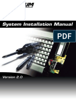 Spectrum Wallboard Installation Manual V2