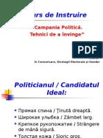 Campania Electorala - IDIS Viitorul