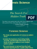 forensics overview day 1 - inspector