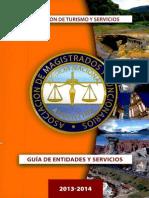 Guia de Turismo AMFJN - (2013-2014)