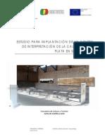 Proyecto Junta Para El Cerro de San Vicente 2015