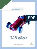 IT-2 Workbook 2013
