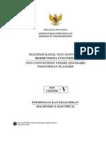 Standar Kapal Nonkonvensi Berbendera Indonesia