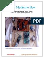 Smart Medicine Box and Pill Box