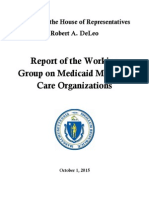 Final MCO Working Group Report