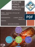 Aspectos Clinicos Del Alcohol