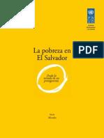 PNUD Miradas Pobreza 2015