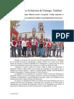 21.05.2014 Comunicado Protegeremos La Historia de Durango Esteban