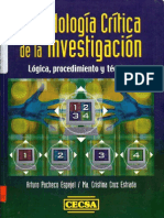 metodologiacriticadelainvestigacionlogicaprocedimientoytecnicas