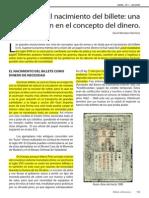 Dialnet-ElNacimientoDelBilleteUnaRevolucionEnElConceptoDel-4061922