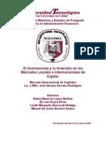 El inversionista y la inversión en los mercados de capital. (1).docx