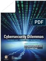 Cybersecurity Dilemmas