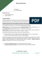 Historia Del Derecho 2015 Caceres