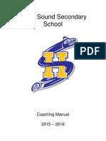 coaches handbook 2015-2016