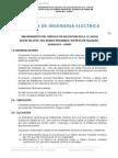 Memoria de Ing Electrica