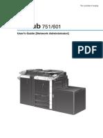 Bizhub 601 User Manual