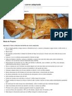 Showdereceitas.com-Receita de Esfiha de Carne Adaptada